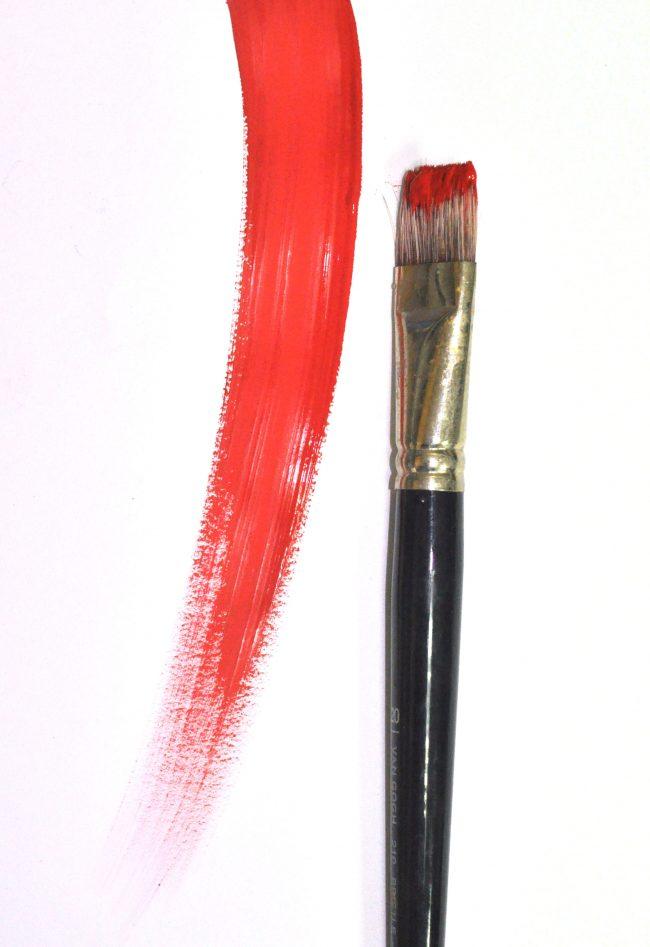 Brush stroke 04