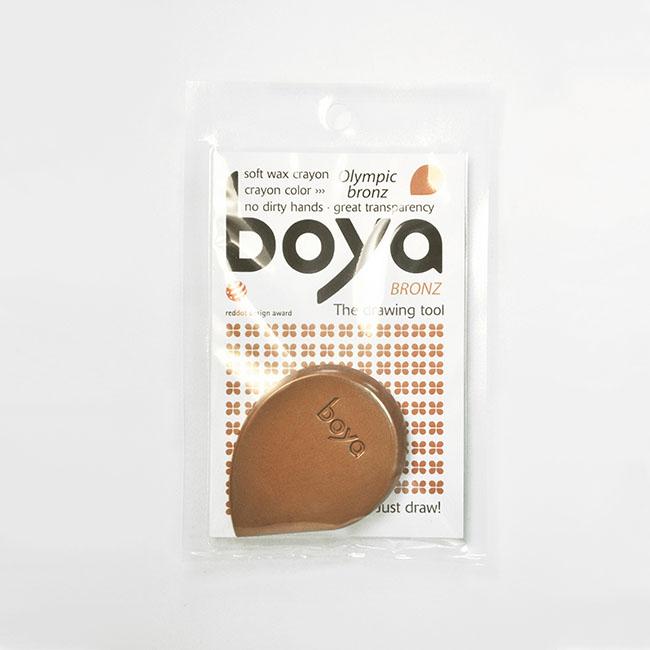 Olympic bronze Boya Crayon