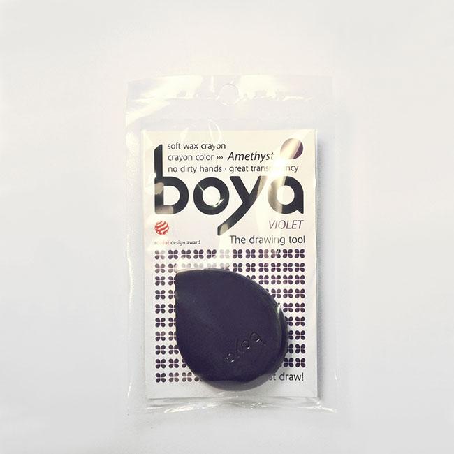 Amethyst Purple Boya Crayon
