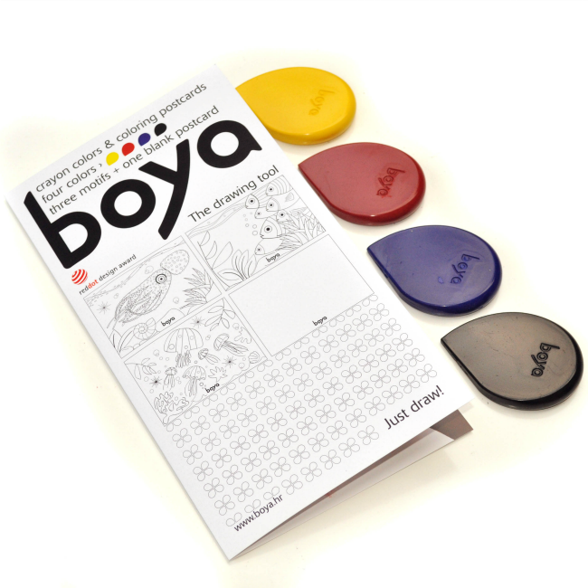 Boya Basic Postcards