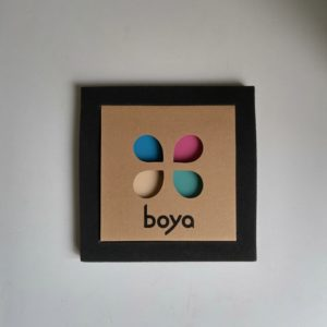 Boya crayons vintage set