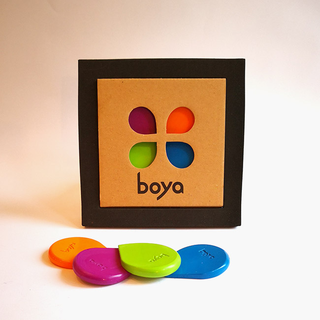 Boya crayons Mediteraneo